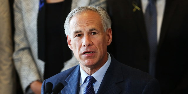 Texas Gov.Greg Abbott approved the biennial budget this weekend. (Spencer Platt / Getty Images, File)