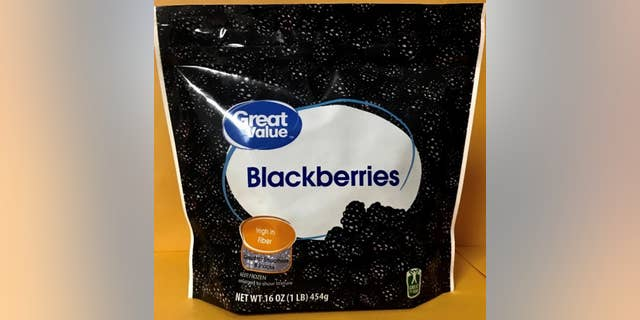 Select packages of Great Value Blackberries were also impacted.