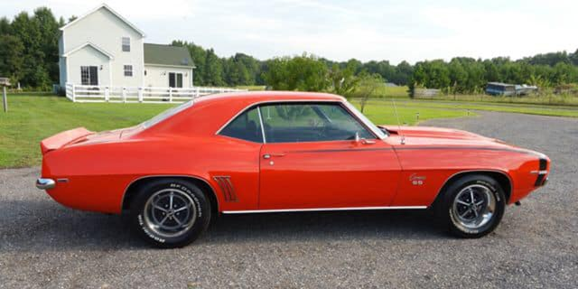 Barn fiends? Crooks steal classic muscle cars from 234-year