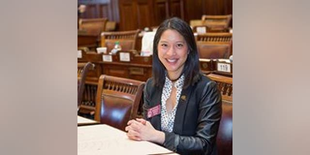 Georgia state Rep. Bee Nguyen, Democrat.