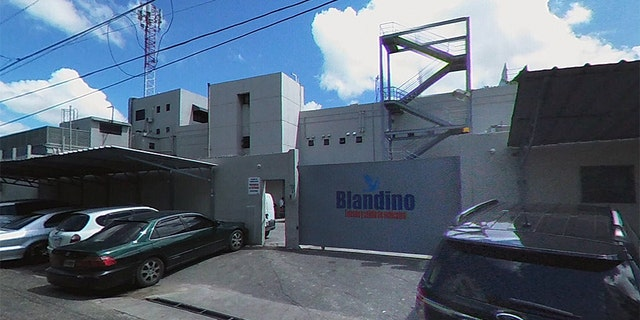 Blandino Funeral Home in Santo Domingo