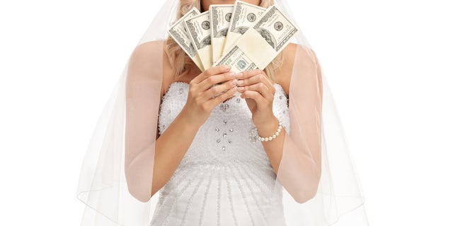 """You pay us $50 and then start taking photos that you can sell at the wedding to people who want them,"" the bride allegedly told the photographer. ""That way we can use the money for the wedding and you still might get paid."""