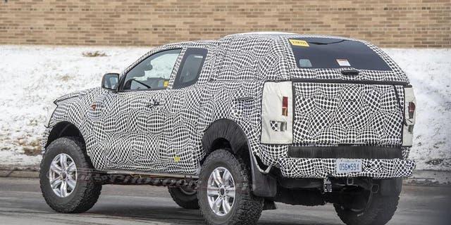 blame canada  secret ford bronco information apparently leaked on car parts website