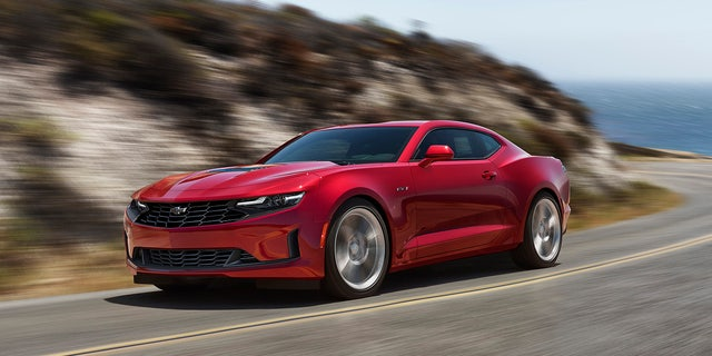 Report says GM is discontinuing the Chevrolet Camaro ...