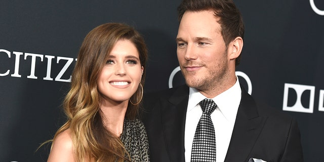 Chris Pratt and Katherine Schwarzenegger got married in June.