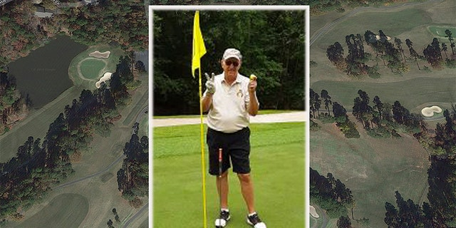 Miller scored two aces at an Arkansas golf course.