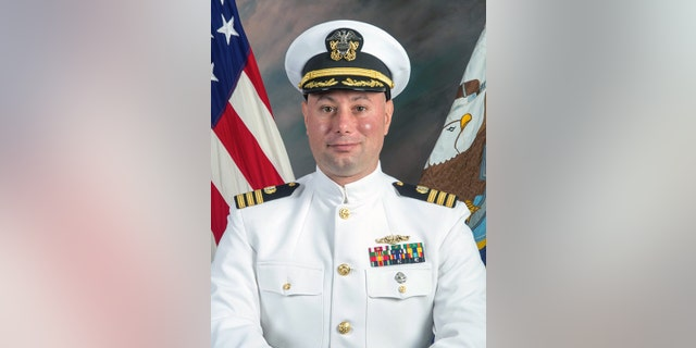Cmdr. Christopher Czaplak