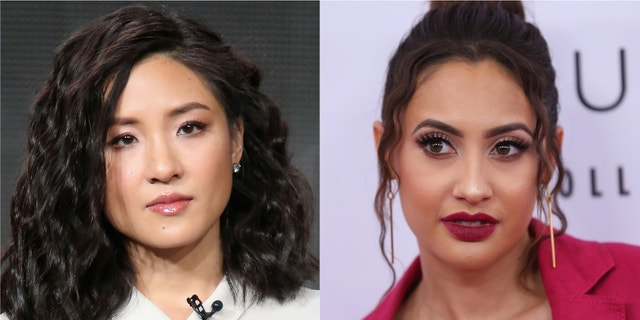 """Constance Wu came under fire for slamming the renewal of her hit ABC series """"Fresh Off the Boat."""" Actress Francia Raisa politely called her out and praised her for increasing minority representation on television."""