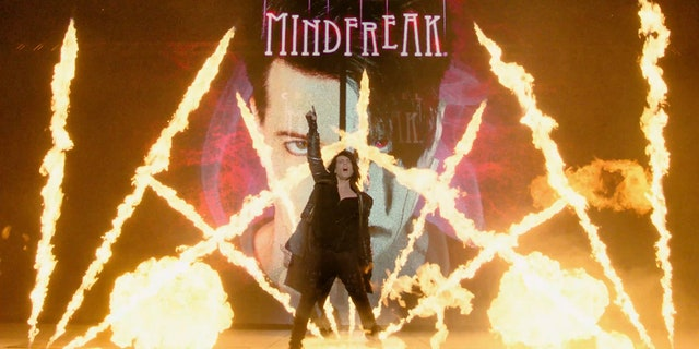 Criss Angel debuted his new show, MINDFREAK, at Planet Hollywood earlier this year.