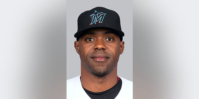 Before Saturday's game in Philadelphia, Miami Marlins catcher Wilkin Castillo hadn't played in the major leagues since 2009 because of an injury. (Miami Marlins)