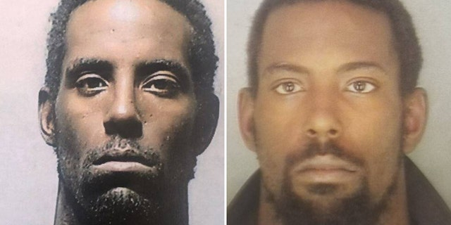 """DeAngelo Kenneth Martin, 34, was arrested at a bus stop near 7 Mile Rd. and Gratiot at around 7:30 p.m., several hours after Police Chief James Craig release images and a description of what he called a """"person of interest"""" in the case of three dead sex workers"""