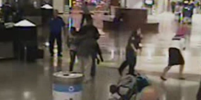 Woman Allegedly Tries To Abduct Two Children At Atlanta Airport