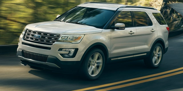 Ford recalls 1.2M Explorer SUVs due to potential suspension defect