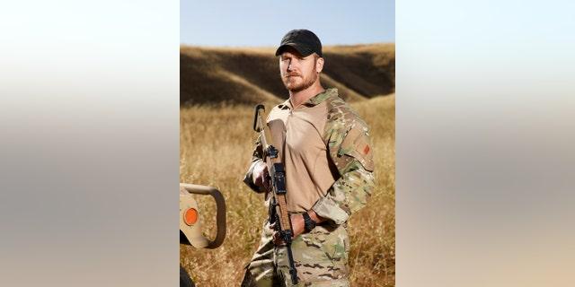 Chris Kyle (Photo by Chris Haston/NBC/NBCU Photo Bank via Getty Images)