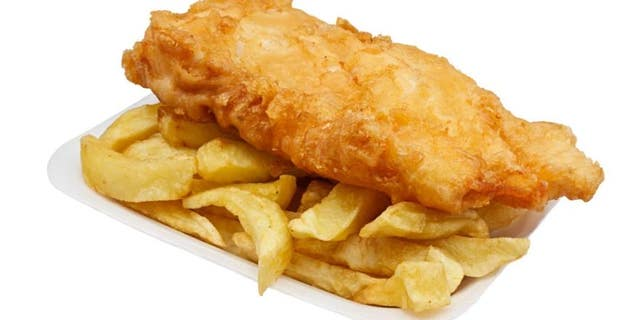 Westlake Legal Group fish-and-chips-getty-images Fish and chips could be off the menu by 2050 due to global warming, study warns The Sun fox-news/science/planet-earth/climate fnc/science fnc Chloe Kerr cb133258-7568-5d41-967b-db89d96cec6c article
