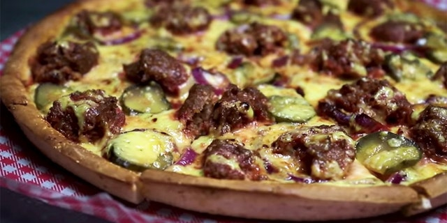NZ pizza chain under fire for serving 'fake meat'