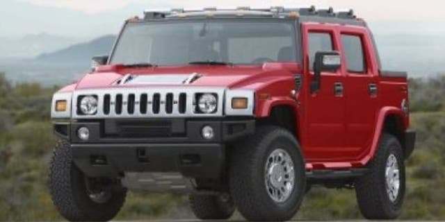 GM Considering To Revive Hummer By Going Electric