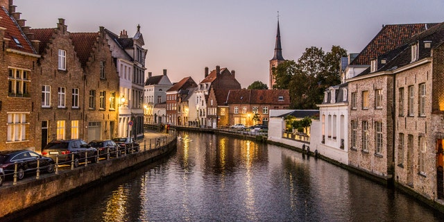 """""""We have to control the influx more if we don't want Bruges to become a complete Disneyland here,"""" added the mayor."""
