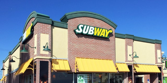 According to Houston police, the incident took place around 9 a.m. on April 8 at a Subway on Monroe Blvd.