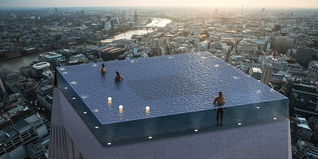 Westlake Legal Group infinity-pool- World's first 360-degree infinity pool confuses social media: 'Where are the stairs?' fox-news/world/world-regions/united-kingdom fox-news/travel fox news fnc/lifestyle fnc article Ann Schmidt 7424dff2-c052-5f25-b19e-32938fe115f5