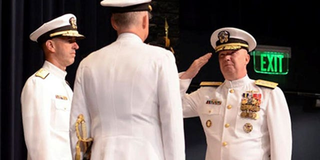 The Navy is investigating allegations against war college president Rear Adm. Jeffery Harley that include a claim he kept a margarita machine in his office for afternoon drinks with staffers<br><br>