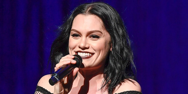 Singer Jessie J performs at The Warfield Theater on October 1, 2018 in San Francisco, California.
