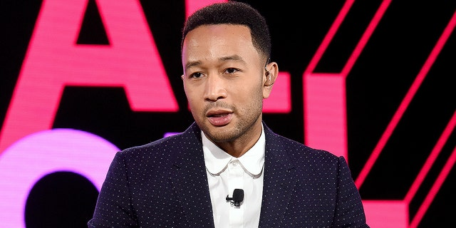 John Legend slammed state abortion bans. The Grammy winner called for a boycott of the states that have restricted abortion.