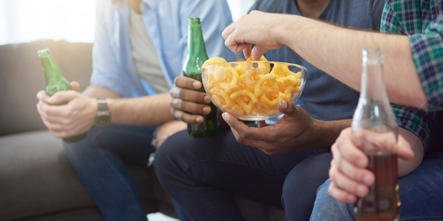 Binge drinking can cause impotence and affect sperm quality.