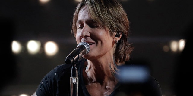 Keith Urban was set to host the now-postponed Academy Country Music Awards. (AP Photo/Mark Humphrey)