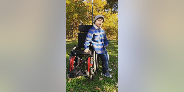 Kylar Mills was diagnosed with Hemimegalencephaly, a rare neurological condition that causes one side of his brain to grow faster than the other, when he was just an infant.