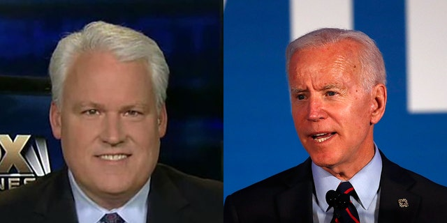 Matt Schlapp, left, had some sharp words to say Friday regarding Joe Biden's reversal on the Hyde Amendment.