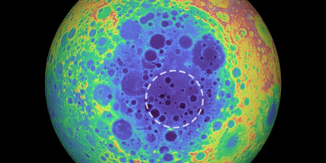 Scientists Find Mystery Mass Under Moon's Surface