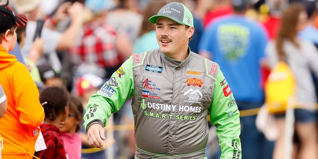 NASCAR suspends Sauter for 1 race for hitting Hill | AP sports