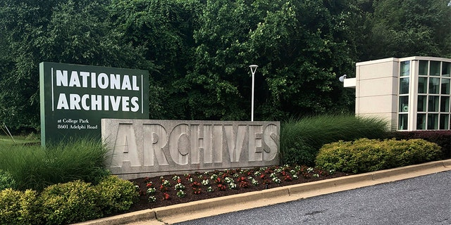 A Virginia National Guard sergeant was sentenced after stealing World War II-era dog tags from the National Archives and Records Administration in College Park, Md.