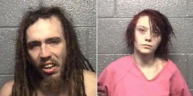 Eugene Chandler (27) and Shaleigh Brumfield (26) were charged on Monday of November with the death of their two-month-old daughter.