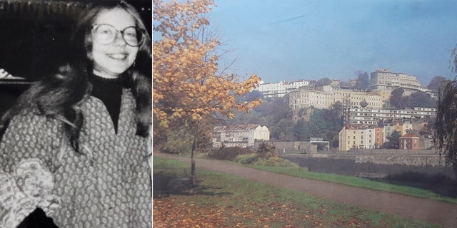 Shelley Morgan, 33, was last seen alive at 8:30 a.m. on June 11, 1984. A postcard of a scene overlooking the River Avon in Bristol could hold clues to her murder, according to police.