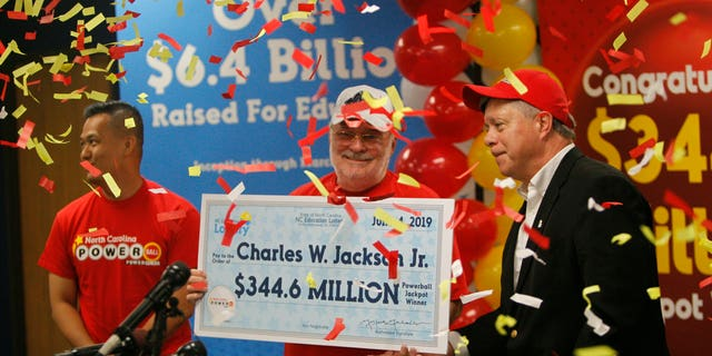 Man wins $344M Powerball jackpot after playing fortune ...