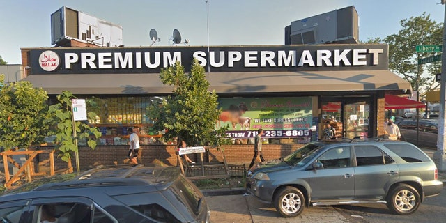 The shop owner was allegedly upset by Premium Supermarket's low prices and set the store on fire while pretending to shop.
