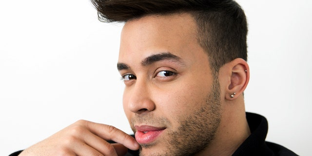 Prince Royce, here on Feb. 27, 2017, says he's looking forward to headlining the 2019 Major League Soccer All-Star Concert because he loves singing live. (Photo by Brian Ach/Invision/AP, File)