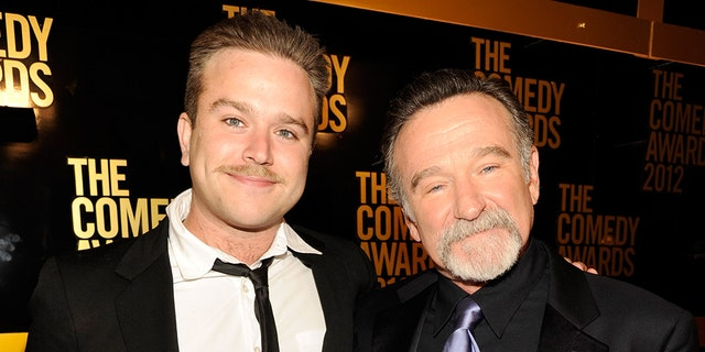 Zak Williams named his firstborn child after his late father, Robin Williams, according to People.
