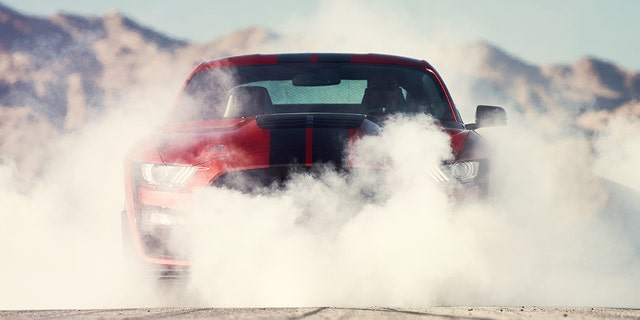 Westlake Legal Group shelby-smoke The 2020 Mustang Shelby GT500 is the most powerful Ford ever Gary Gastelu fox-news/auto/make/ford fox-news/auto/attributes/performance fox news fnc/auto fnc article 7186f39c-d057-55ab-a3e3-8f813c227f58