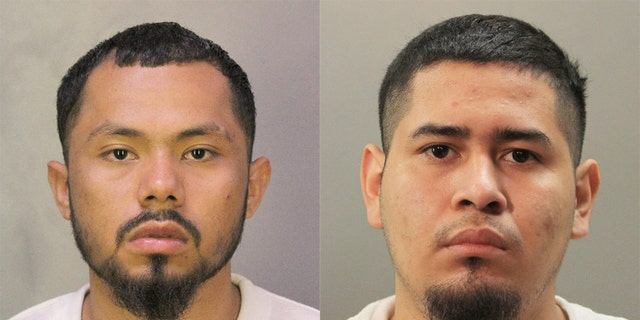 Mugshots for Stanley Juarez, 22, and Raul Ponce, 19