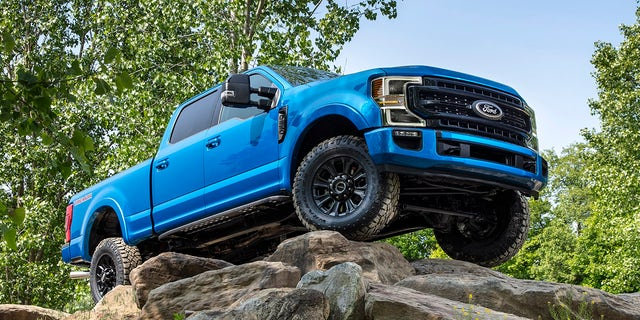 The Ford F Series Tremor Is A Godzilla Powered Monster