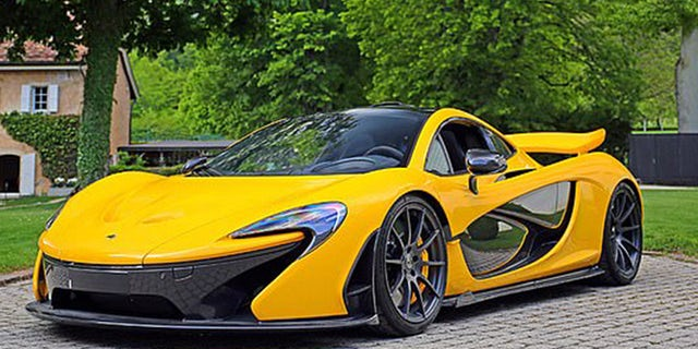 The McLaren P1 was one of the first hybrid supercars.