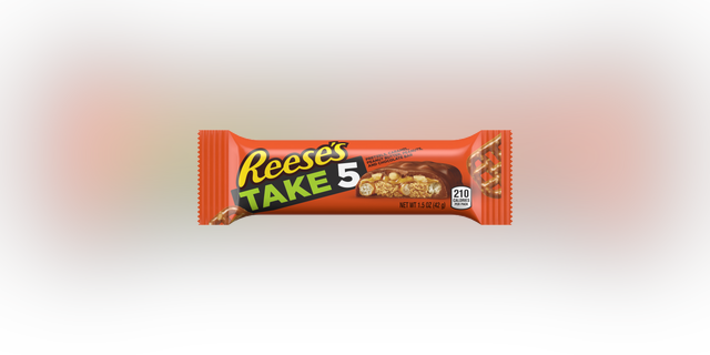 Reese's is adding a new old candy bar to its repertoire – the age-old fan-favorite Hershey's Take5.