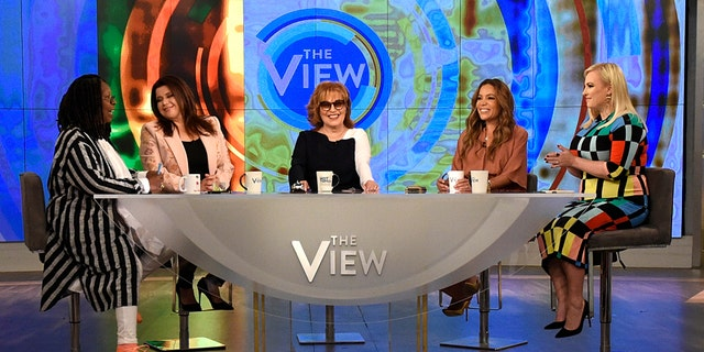 Meghan McCain is reportedly considering leaving 'The View'