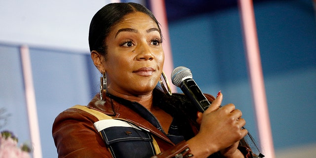 "Tiffany Haddish pulled out of a performance in Atlanta over Georgia's controversial ""heartbeat"" abortion bill. Haddish claimed she could not ""in good faith"" perform in the state."