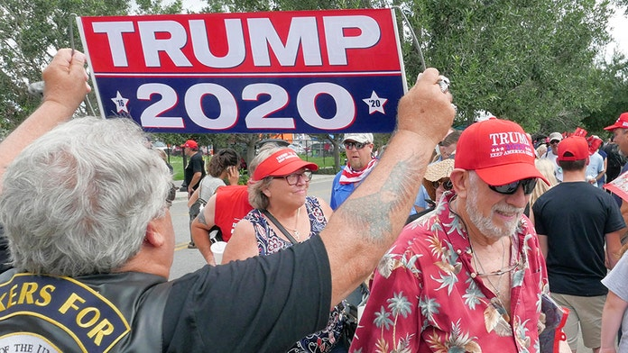 Trump looks to energize Florida voters, as state becomes battleground once more