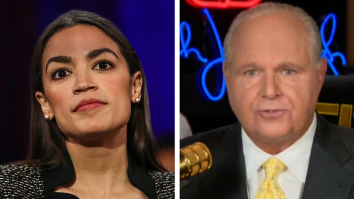 AOC either enjoys riling people with incendiary comments, or she's just not bright: Limbaugh
