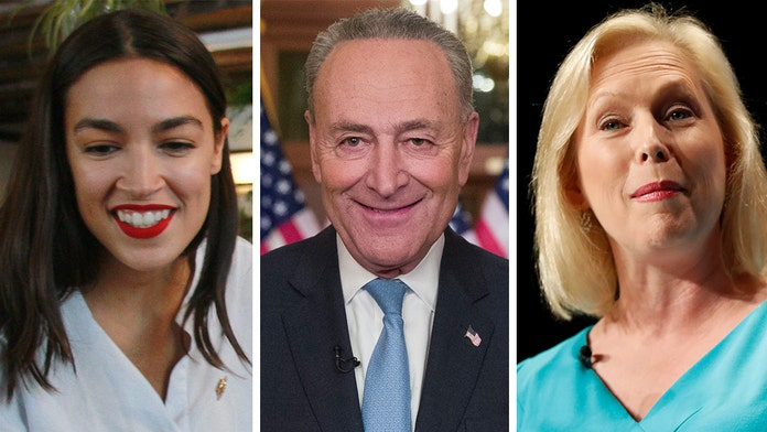 AOC may challenge Chuck Schumer, Kirsten Gillibrand in upcoming Senate races: report